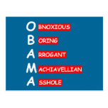 Offensive,insulting anti Obama