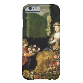 Offering to Flora, 1627 (oil on canvas) Barely There iPhone 6 Case
