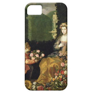 Offering to Flora, 1627 (oil on canvas) iPhone 5 Cases
