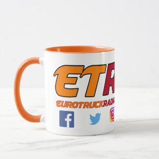 Offical EuroTruckRadio Mug