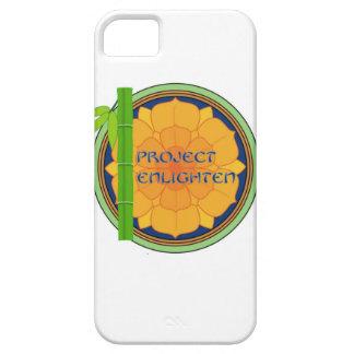 Offical Project Enlighten Merchandise iPhone 5 Covers