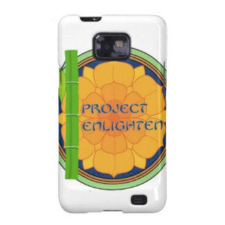 Offical Project Enlighten Merchandise Samsung Galaxy SII Case