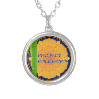 Offical Project Enlighten Merchandise Personalized Necklace