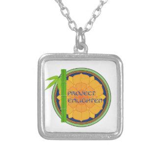 Offical Project Enlighten Merchandise Pendants