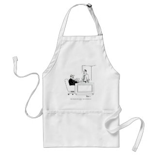Office Blame Standard Apron
