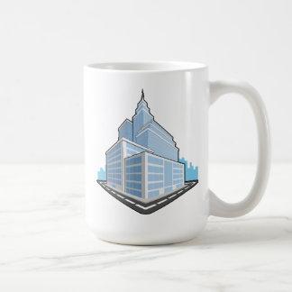 Office Building Mugs