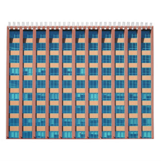 Office Building Windows Calendars