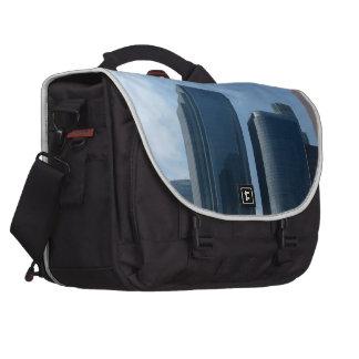 Office Buildings 1 Laptop Shoulder Bag