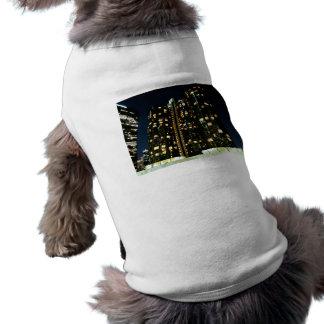 Office Buildings Doggie Shirt