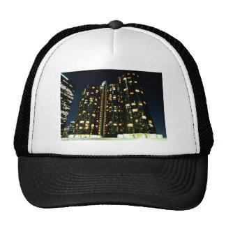 Office Buildings Mesh Hat