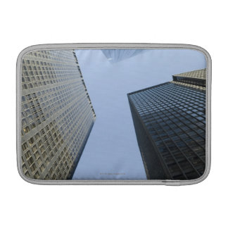 Office Buildings in Lower Manhattan MacBook Air Sleeves