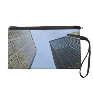 Office Buildings in Lower Manhattan Wristlet