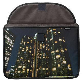 Office Buildings MacBook Pro Sleeve