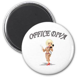 OFFICE DIVA MAGNET