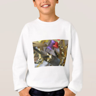 Office equipment sweatshirt