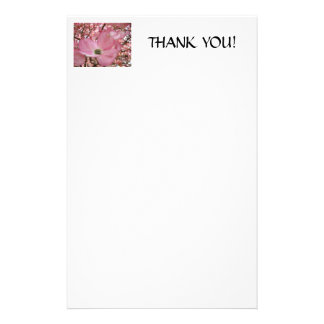 OFFICE GIFT Stationery Letterhead Thank You Gift