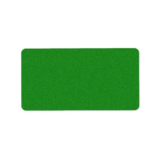Office Green Star Dust Label