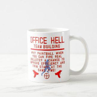 Office Hell - Team building Coffee Mugs