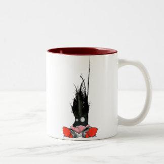 Office Monster 4 Coffee Mugs
