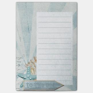 Office - Starfish - Beach Post-it® Notes