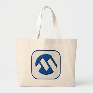 OfficeMicro Corporate Jumbo Tote Bag