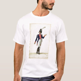 Officer of the Garde du Corps T-Shirt
