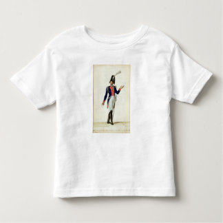 Officer of the Garde du Corps Toddler T-Shirt