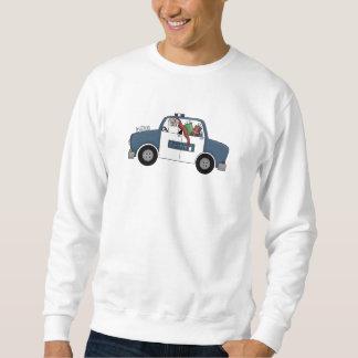 Officer Santa Sweatshirt
