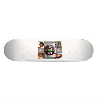 Official 2010 Logo Skateboard