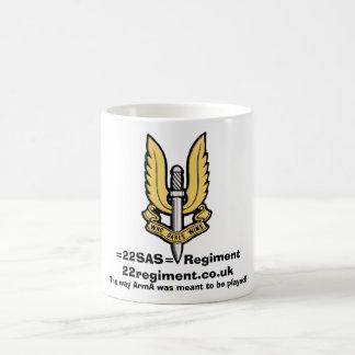 Official =22SAS= Regiment Mug