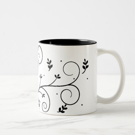 Official Allison White - Grey Coffee Mug