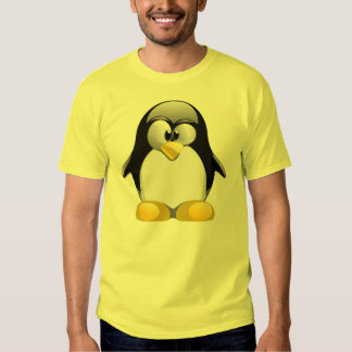 Official Android Linux Tux T-shirts