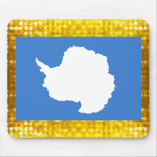 Official Antartican Flag Mouse Pad