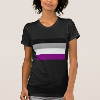 OFFICIAL ASEXUAL PRIDE FLAG T-Shirt