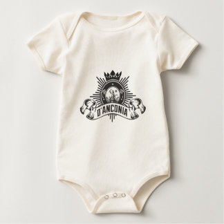 Official Atlas Shrugged Movie d'Anconia Copper Baby Bodysuit