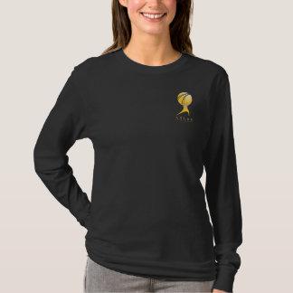 Official ATLAS SHRUGGED Movie Ladies Long Sleeve T-Shirt