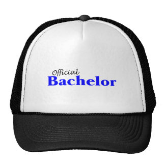 Official Bachelor Hats