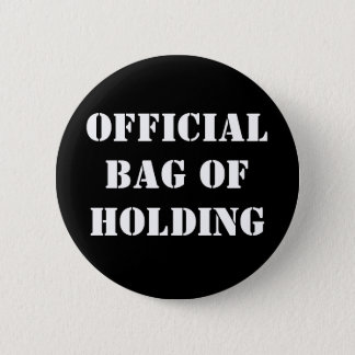 OFFICIAL BAG OF HOLDING 6 CM ROUND BADGE