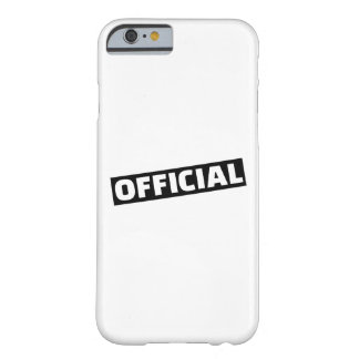 Official Barely There iPhone 6 Case