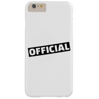 Official Barely There iPhone 6 Plus Case