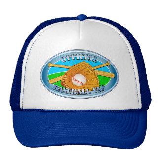 Official Baseball Fan Cap