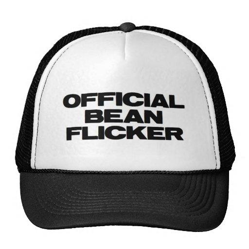 Official Bean Flicker Mesh Hat