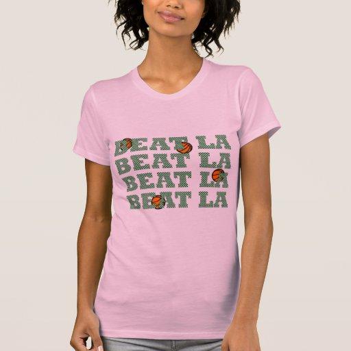 OFFICIAL BEAT LA Mesh-Look BASKETBALL GEAR T Shirts