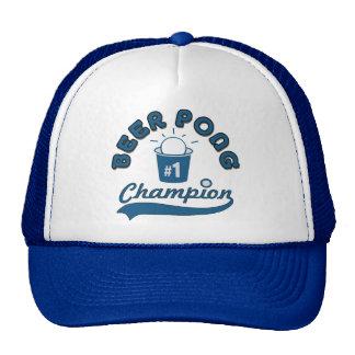 Official Beer Pong Cap