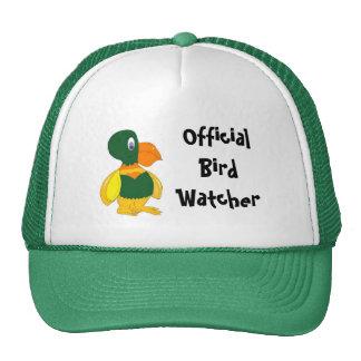 Official Bird Watcher Cap