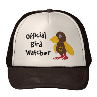 Official Bird Watcher Trucker Hat