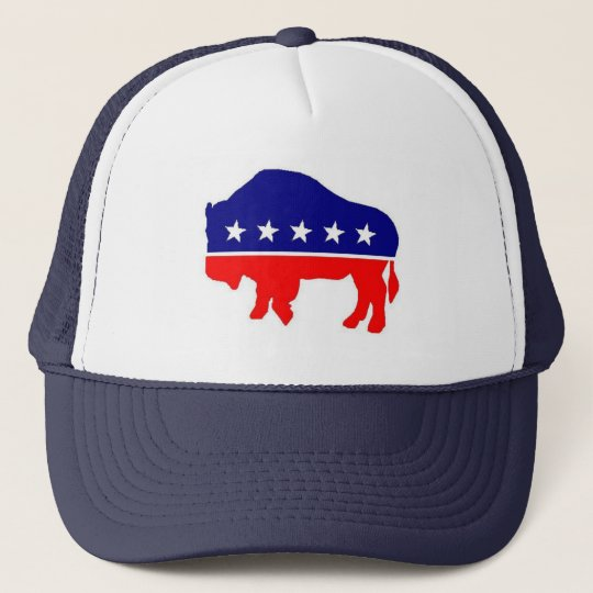 Official Bison Party Hat