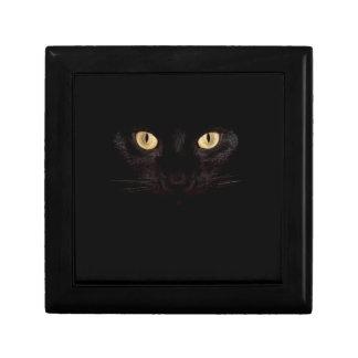 official black cat stash box