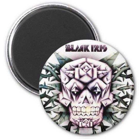 Official Black Iris Merchandise 6 Cm Round Magnet