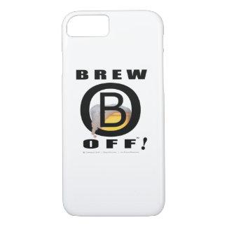 Official Brew-Off(tm) Logo Custom iPhone Case